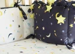 Little Fern Starry Night 7 Piece Crib Bedding Set At Starry Crib Bedding Set