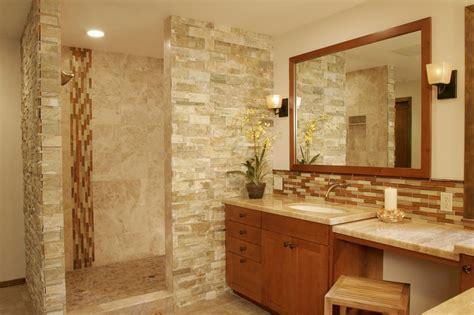 stone framed bathroom mirrors stone bathroom designs varnished wood wall mirror frame