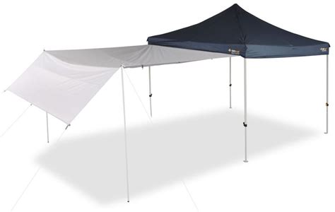 wall awning oztrail 3 metre multi purpose wall awning snowys outdoors
