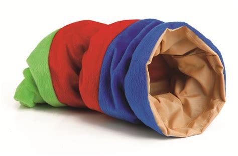 speelgoed cavia cavia tunnel zacht 3 kleur