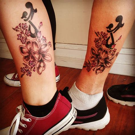 awesome mother daughter tattoo designs design trends