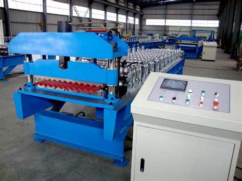 Mesin Grafir Logam china logam beralun mesin kepingan atap keluli berkualiti