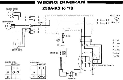 cool honda ss50 wiring diagram gallery best image wire