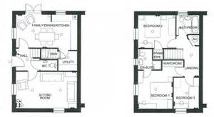 wilson homes floor plans 3 bedroom detached house for sale in plot 116 the hadley chatham park shrewsbury shropshire sy1
