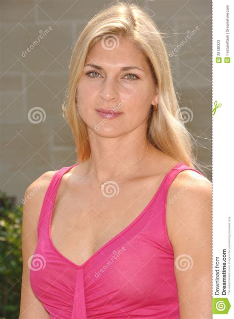 Will Reese Be An Estee by Gabrielle Reece Editorial Stock Photo Image 25135323