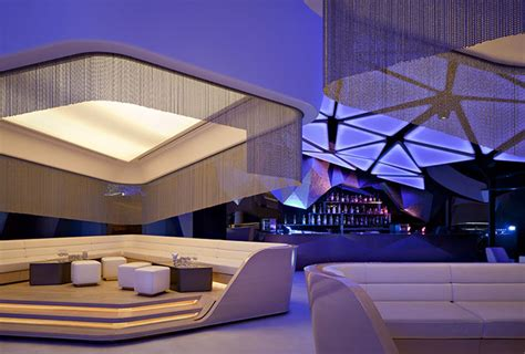allure nightclub  abu dhabi idesignarch interior