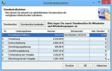 Hauskosten Berechnen baukosten freeware de