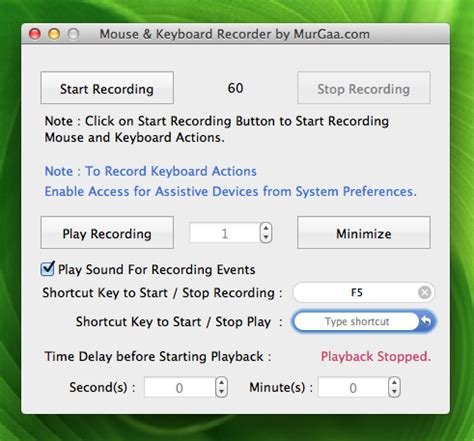 Auto Clicker Tastatur by Auto Clicker By Murgaa For Mac