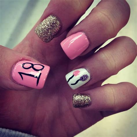 Happy Nail Design