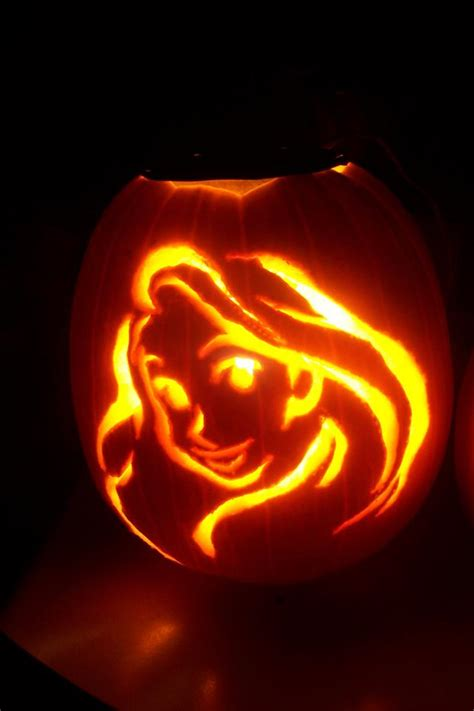 rapunzel pumpkin template rapunzel pumpkin the chatterbox