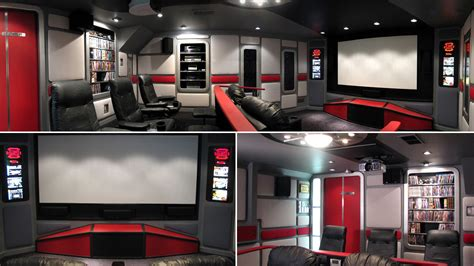 Better Homes Decor by 16 Obscenely Over The Top Home Theatres Gizmodo Australia