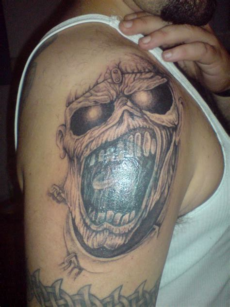 eddie tattoo 70 best of eddie from iron maiden images on