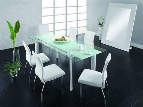 modern dining room set chemistry modern dining room set