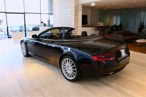 2006 aston martin db9 volante 2006 aston martin db9 volante stock pb04660 for sale