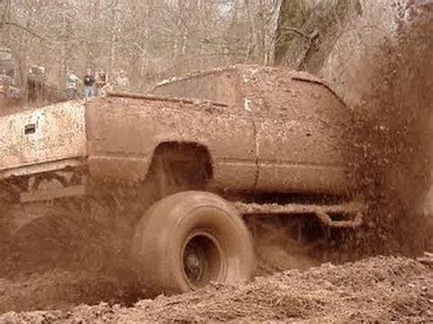 mud trucks bounty hole  red river mud bog part