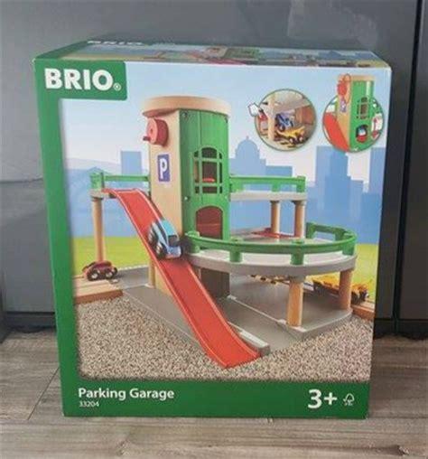 Brio Parking Garage by Brio Fans Club Parking Garage Review