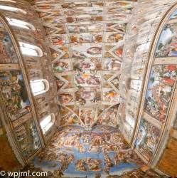 What Is Painted On The Ceiling Of The Sistine Chapel by Michelangelo Paintings Sistine Chapel Ceiling Viewing