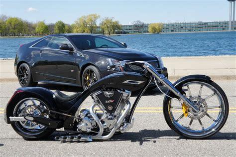 paul jr designs cadillac bike
