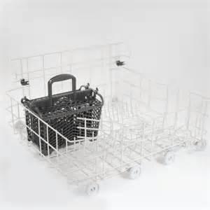 Replacement Maytag Dishwasher Racks W10280784 Maytag Dishwasher Lower Rack Assembly