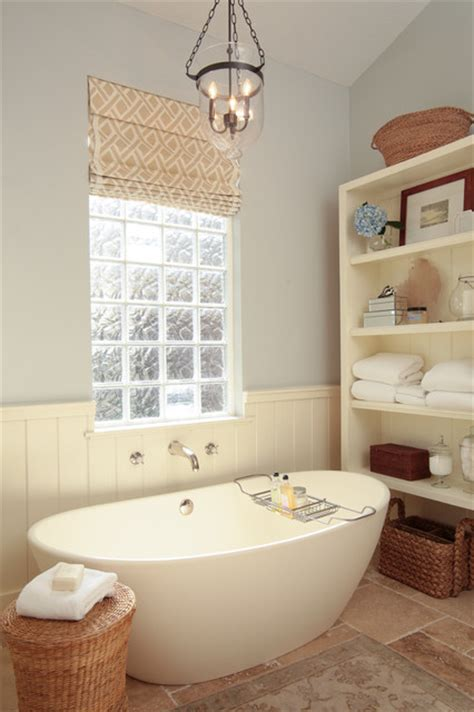 Remodeling Bathtub Elegant Cottage Bathroom Traditional Bathroom