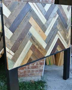 Pallet Wood Headboard Discover And Save Creative Ideas