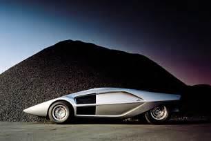 Where Is Lancia Made Lancia Stratos Zero 1970 Concept Cars