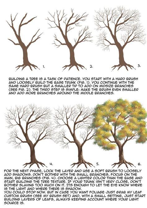 pattern photoshop trees tree tutorial by mateslaurentiu on deviantart photoshop