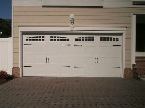Timeless Carriage Style Garage Doors Enhancing High Garage Doors Carriage House Style