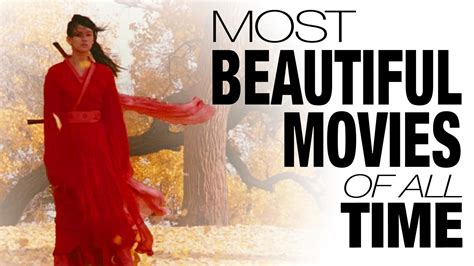 beautiful movies top 10 most beautiful movies of all time youtube