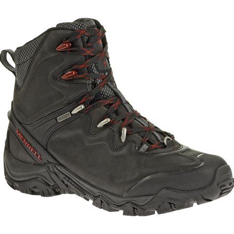 hiking boot for merrell polarand winter hiking boots waterproof