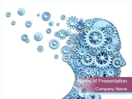 Psychology Powerpoint Template Sabotageinc Info Memory Powerpoint Template
