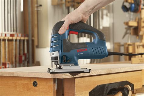 bosch woodworking tools bosch js470e 120 volt 7 0 top handle jigsaw ca