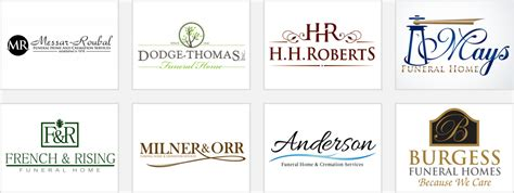 logo design approaches to better market your funeral home
