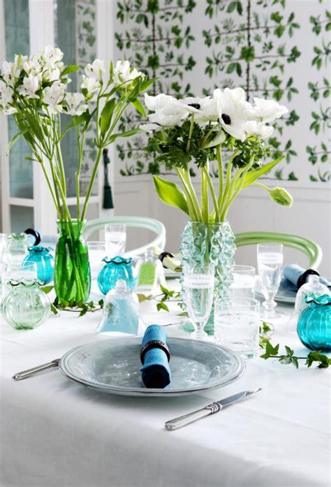 celima decoracion primavera arreglos comedor mesa