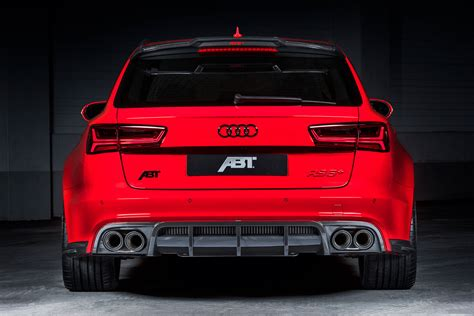 Audi Rs6 Abt by Abt Rs6 Abt Sportsline