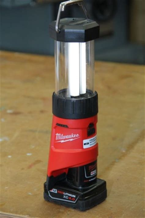 Milwaukee Lights by Milwaukee M12 Led Lantern 2362 20 Tool Box Buzz Tool Box