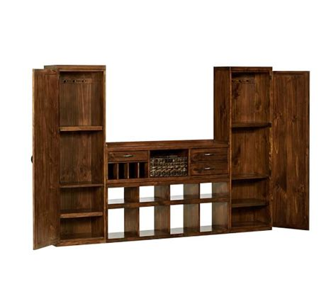your own cabinets build your own modular cabinets pottery barn
