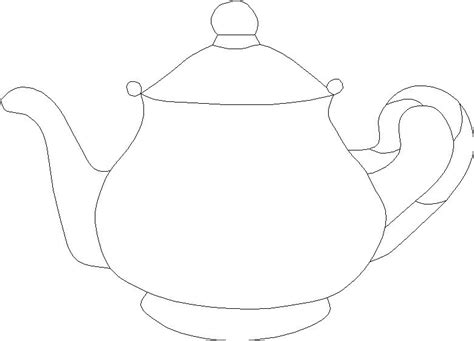 teapot template printable teapot quilt patterns large template teapot suncatcher
