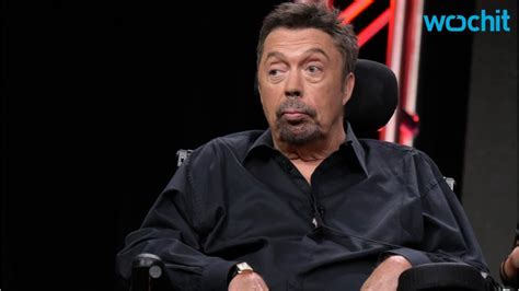What Is Tim Doing Now by Tim Curry Gave His Blessing To Rocky Horror Remake