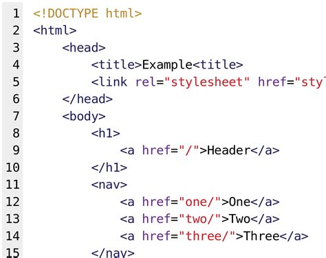 html div syntax file html source code exle svg