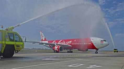 air asia nomor airasia bantah ada asap keluar dari kokpit pesawat rute