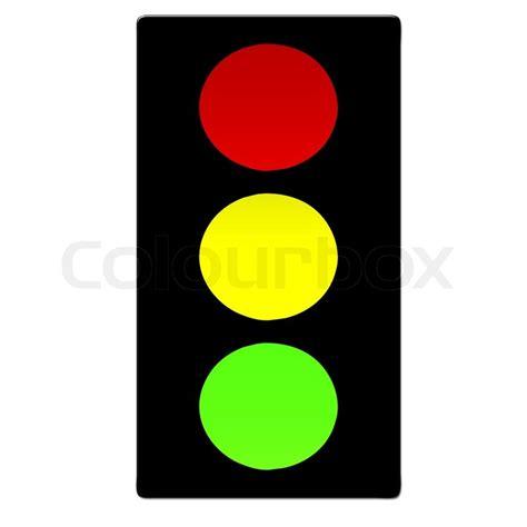 red yellow green light trafiklys med r 248 de gule og gr 248 nne lys p 229 hvid baggrund