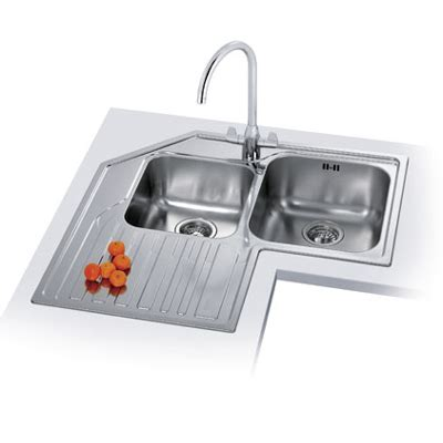 kitchen corner sinks uk franke studio stx 621 e stainless steel kitchen sink rhd