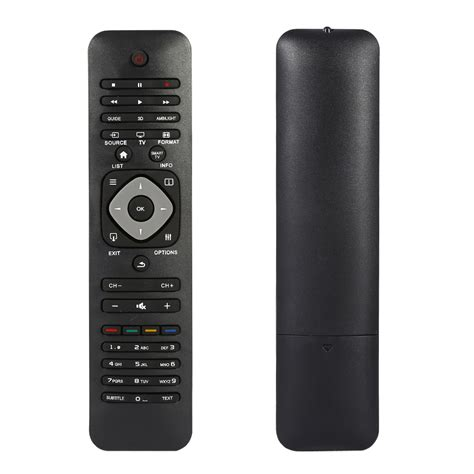 Lu Led Philips Remote replacement remote for rc2034301 01 philips 3d