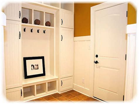 ideas for mudroom storage bloombety entryway storage ideas with creamy colour wall