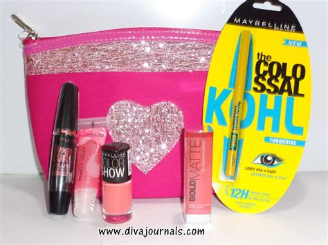 Maybelline Kit maybelline instaglam s gift kit review