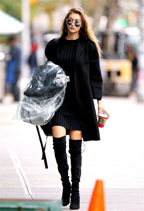 Would You Wear The Knee Boots by How To Wear The Knee Boots No Matter Your Type