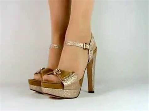 Cmr250 High Heels Gold 6 Cm high heels sandalette stiletto plateau 15 cm gold