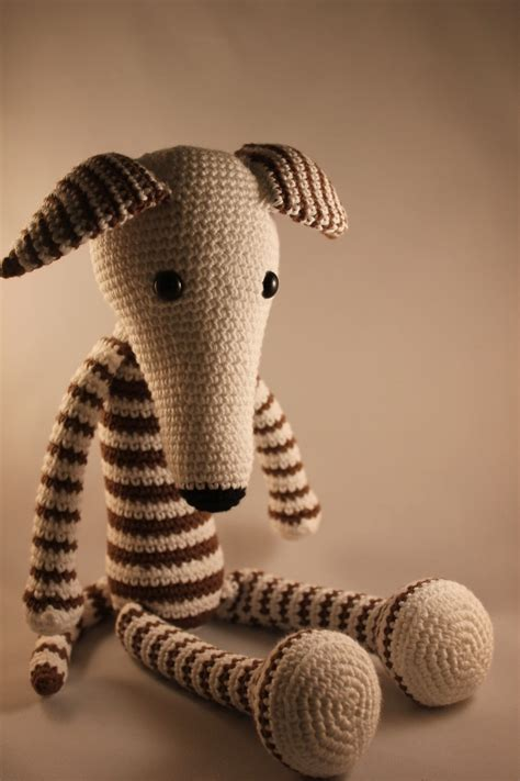 amigurumi greyhound pattern 10 best images about galgos greys on pinterest all