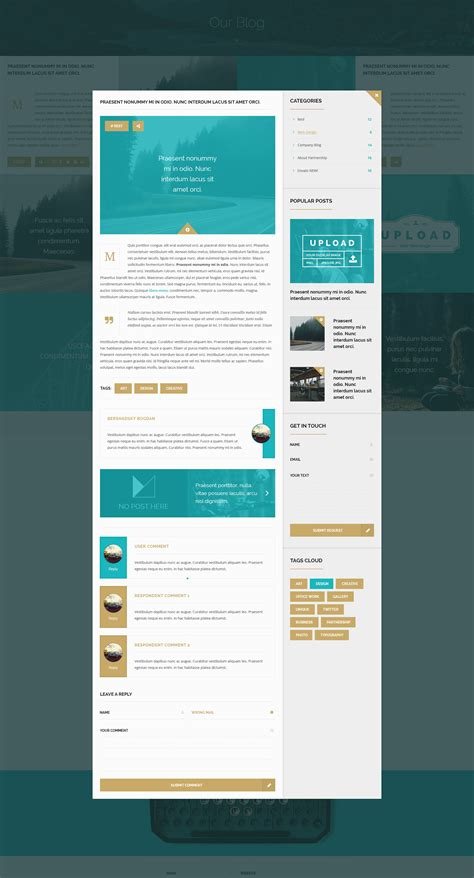 psd templates for bootstrap monaco creative bootstrap 3 psd template by wwwebinvader